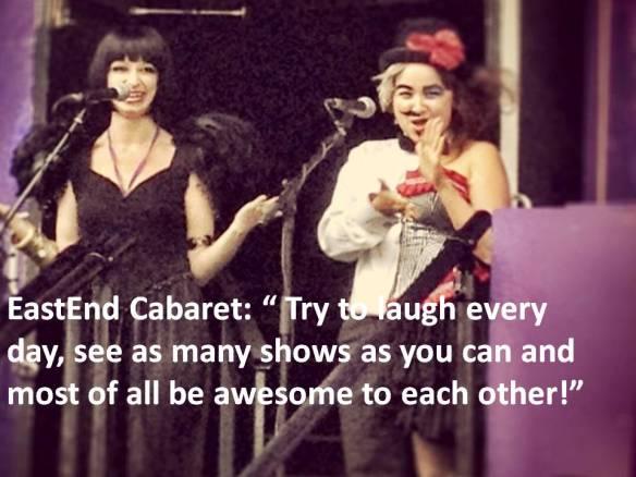 eastend cabaret